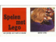 Book No: B3050nl  Name: Spelen met Lego Booklet (3050-Ho)
