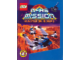 Book No: B3059  Name: Master Builders Mars Mission Idea Book (Masterbuilders)