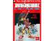 Book No: BioGraph01  Name: Bionicle Graphic Novel  #1: Rise of the Toa Nuva