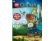 Book No: ChimaGraph01hb  Name: Legends of Chima Graphic Novel - Volume 1 - High Risk! (Hardcover)