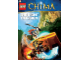 Book No: ChimaGraph02pb  Name: Legends of Chima Graphic Novel - Volume 2 - The Right Decision
