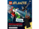 Book No: DKAtlantisNL  Name: Bouwmeester (Brickmaster) Atlantis (Hardcover), Dutch (9789020995213)
