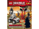 Book No: DKNinjagoES  Name: Brickmaster Ninjago (Hardcover) - Spanish Edition
