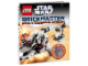 Book No: DKStarWars02PL  Name: Brickmaster Star Wars (Hardcover) - Bitwa o skradzione kryształy - Polish Edition