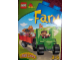 Book No: LCD1  Name: Coloring Book, Duplo LEGO Living - Farm