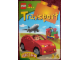 Book No: LCD2  Name: Coloring Book, Duplo LEGO Living - Transport