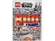 Book No: LTSY-6301  Name: Star Wars - 800 Stickers De Lichte Kant Slaat Terug!