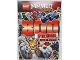 Book No: LTSY-701S2  Name: Ninjago - Legacy 800 Stickers Racen en Strijden