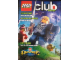 Book No: Mag2010LU  Name: Lego Club Magazine 2010 LEGO Universe Multiplayer Online Game Supplement - Comic Format