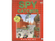 Book No: PuzSpy  Name: Spy Catcher an Action Maze Book