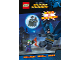 Book No: SH01216  Name: DC Comics Super Heroes - Daar is de Dark Knight - Activity Book (Dutch Edition)
