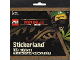 Book No: ST2231  Name: The LEGO Ninjago Movie Sticker Land Sticker Book