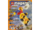 Book No: WC2002GER4  Name: Lego Magazin (German) 2002 July/August