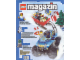 Book No: WC2002GER6  Name: Lego Magazin (German) 2002 November/Dezember