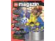 Book No: WC2003GER1  Name: Lego Magazin (German) 2003 Januar/Februar