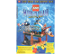 Book No: WCAP1997GER4  Name: Lego World Club Activity Pack Issue 4 September/October 1997 (German)