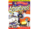 Book No: amUK00Feb  Name: Adventures Magazine UK - Issue 11 - February 2000