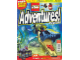 Book No: amUK01Jun  Name: Adventures Magazine UK - Issue 27 - June 2001