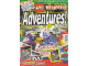 Book No: amUK01Sep  Name: Adventures Magazine UK - Issue 30 - September 2001