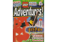 Book No: amUK01oct  Name: Adventures Magazine UK - Issue 31 - October 2001