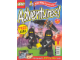 Book No: amUK99Apr  Name: Adventures Magazine UK - Issue  1 - April 1999