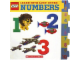 Book No: b07bab02  Name: Learn with Lego Books: Numbers