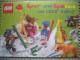 Book No: b07col01  Name: Coloring Book, Spiel- und Spaßbuch von LEGO DUPLO