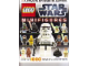Book No: b12stk02  Name: Ultimate Sticker Collection - Star Wars Minifigures
