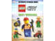 Book No: b12stk07  Name: Ultimate Sticker Book - Lego City Busy Workers