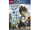 Book No: b13chi04fr  Name: Legends of Chima - Aigles et Lions - Activity Book (French Edition)