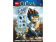 Book No: b13chi04pl  Name: Legends of Chima - Lwy i Orły - Activity Book (Polish Edition)