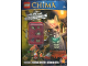 Book No: b13chi13de  Name: Legends of Chima - Wölfe und Krokodile - Activity Book (German Edition)