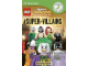 Book No: b13sh02  Name: DC Super Heroes DK Readers Level 2 - Super-Villains