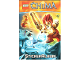 Book No: b14stk06de  Name: Sticker Album, Legends of Chima (German)