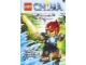 Book No: b15chi03pl  Name: Legends of Chima - Niesamowita przygoda - Activity Book (Polish Edition)