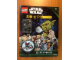 Book No: b15sw02nl  Name: Star Wars - Zoek de Spiondroïde - Activity Book (Dutch Edition)