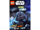 Book No: b15sw06pl  Name: Star Wars - Potęga Sithów - Activity Book (Polish Edition)