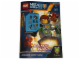 Book No: b16nex01pl  Name: Nexo Knights - Moc Nexo rządzi! - Activity Book (Polish Edition)
