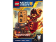 Book No: b16nex02pl  Name: Nexo Knights - Walka o księgi! - Activity Book (Polish Edition)