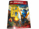 Book No: b16njo01pl  Name: Ninjago - Atak podniebnych piratów - Activity Book (Polish Edition)