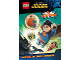 Book No: b16sh01nl  Name: DC Super Heroes - Avontuurlijke Comics & Spelletjes