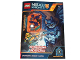 Book No: b17nex02pl  Name: Nexo Knights - Potworna potyczka - Activity Book (Polish Edition)
