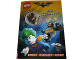 Book No: b17tlbm01pl  Name: The LEGO Batman Movie - Chaos w Gotham City (Polish Edition)