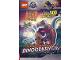 Book No: b18jw01pl  Name: Jurassic World - Wyzwania z naklejkami Dinoodkrycia (Polish Edition)