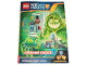 Book No: b18nex01pl  Name: Nexo Knights - Cyfrowe starcie - Activity Book (Polish Edition)