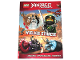 Book No: b18njo02pl  Name: Ninjago - Wielkie starcie - Activity Book (Polish Edition)