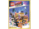 Book No: b19stk01de  Name: Sticker Album, The LEGO Movie 2 (German)