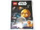 Book No: b20sw05pl  Name: Star Wars - Opowieści o Rebelii (Polish Edition with Minifigure)