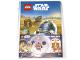 Book No: b20sw07pl  Name: Star Wars - Dzielny R2-D2 (Polish Edition with Minifigure)