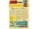 Book No: b60de04  Name: LEGO Post 1960 No.4